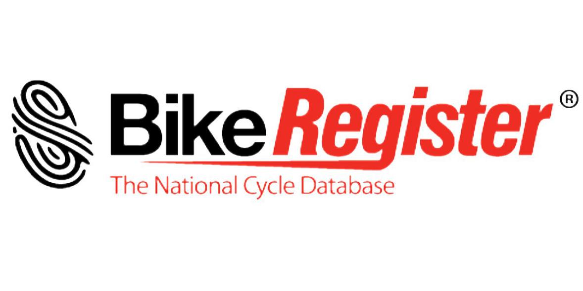 Bike Register Logo