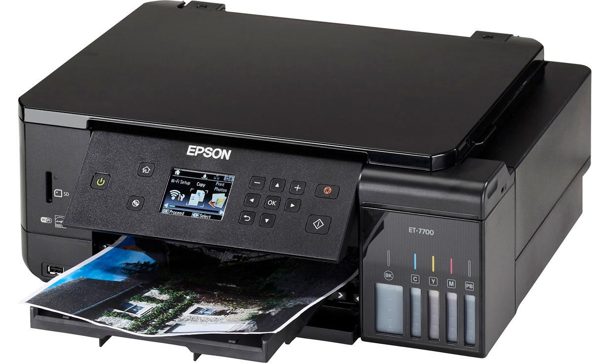Epson EcoTank ET 7700
