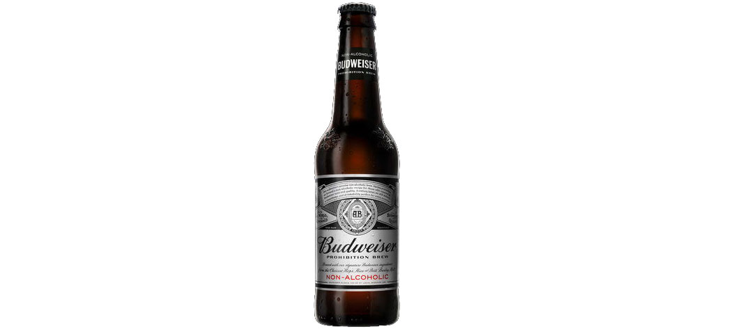 Budweiser Prohibition Brew Alcohol Free
