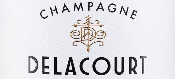 M&S Delacourt Brut Champagne