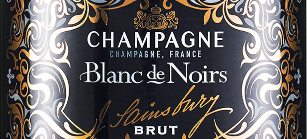 Sainsbury's Taste the Difference Blanc de Noirs Champagne
