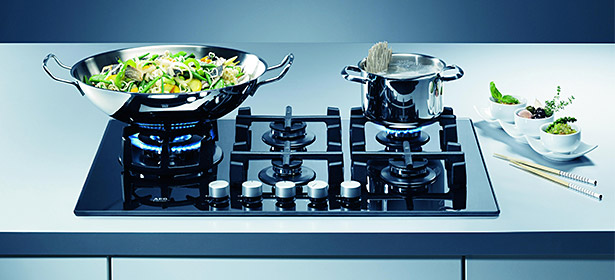 USED_Gas-on-glass-hob