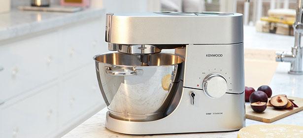 Image of Kenwood Chef mixer