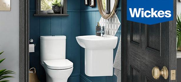 Wickes bathrooms 436335