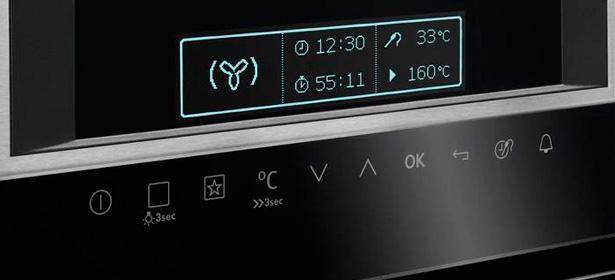 Steam oven controls 488982