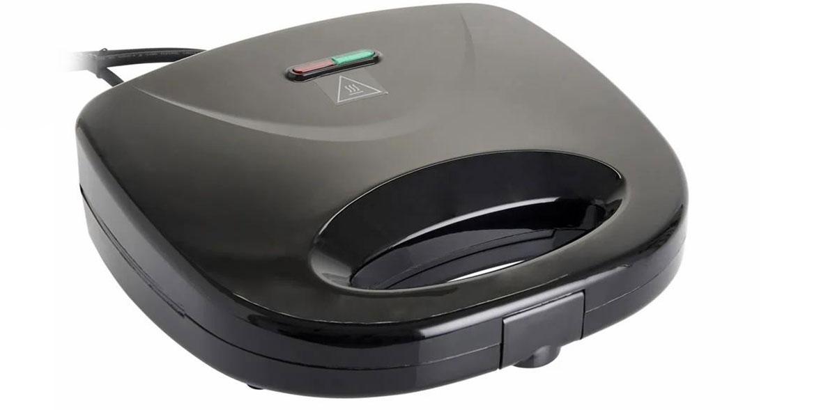 Wilko Black 4 Slice Sandwich Toaster 0316233