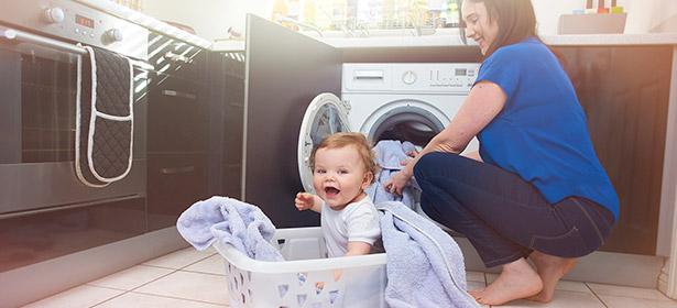 Washing machine lifestyle