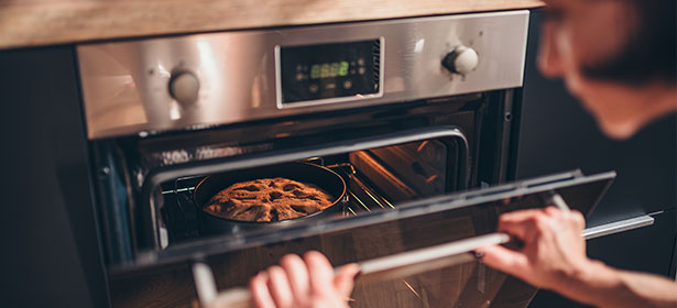 Lifestyle single oven