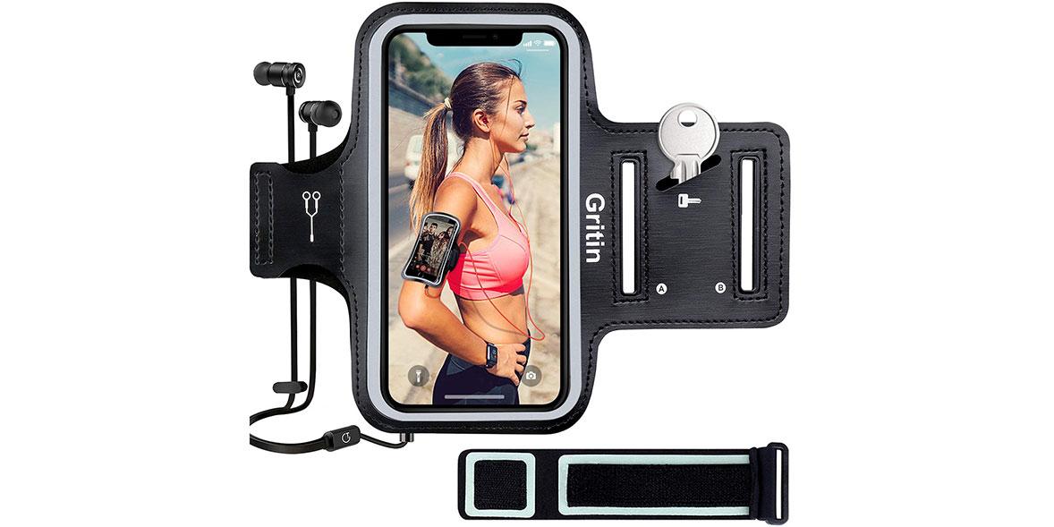 Gritin Phone Armband G3223A