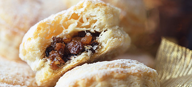 puff pastry mince pie