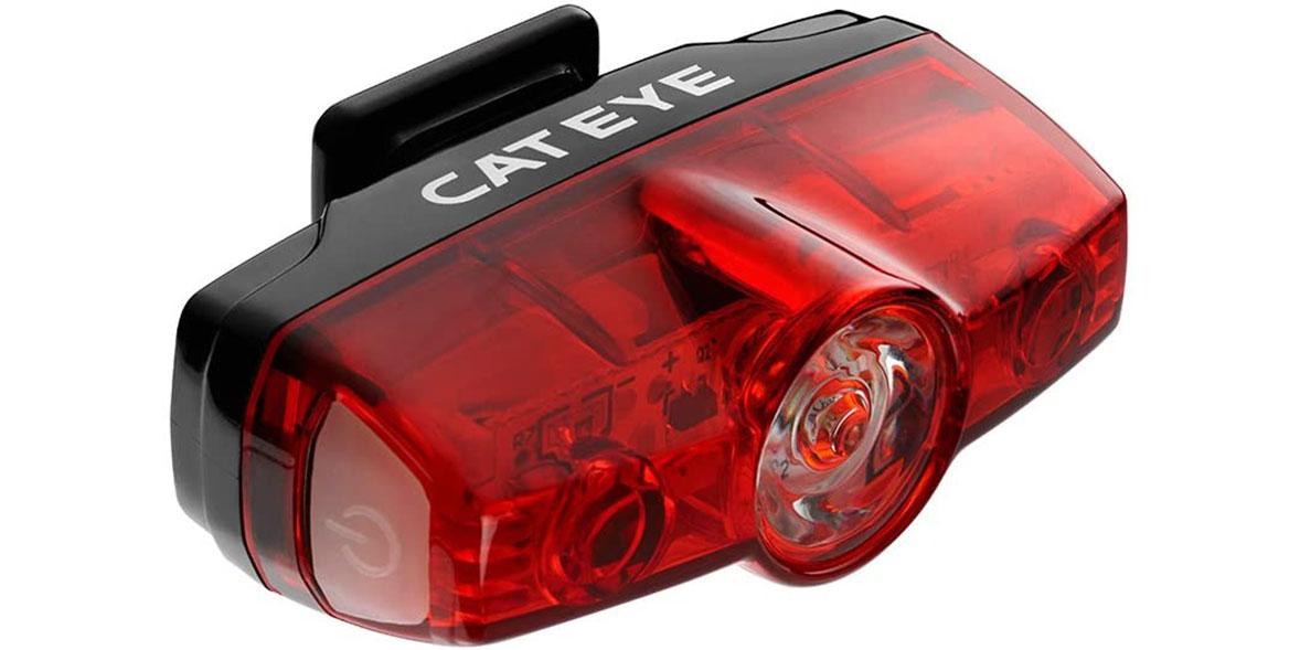 Cateye Rapid Mini Rear Rechargeable Light