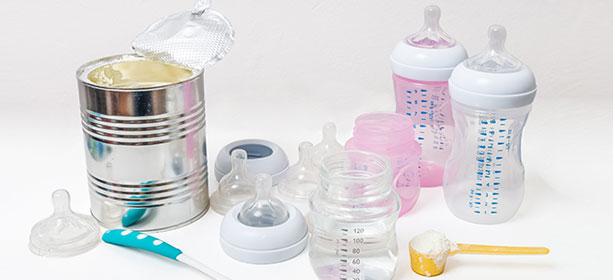 Baby bottles various 438587