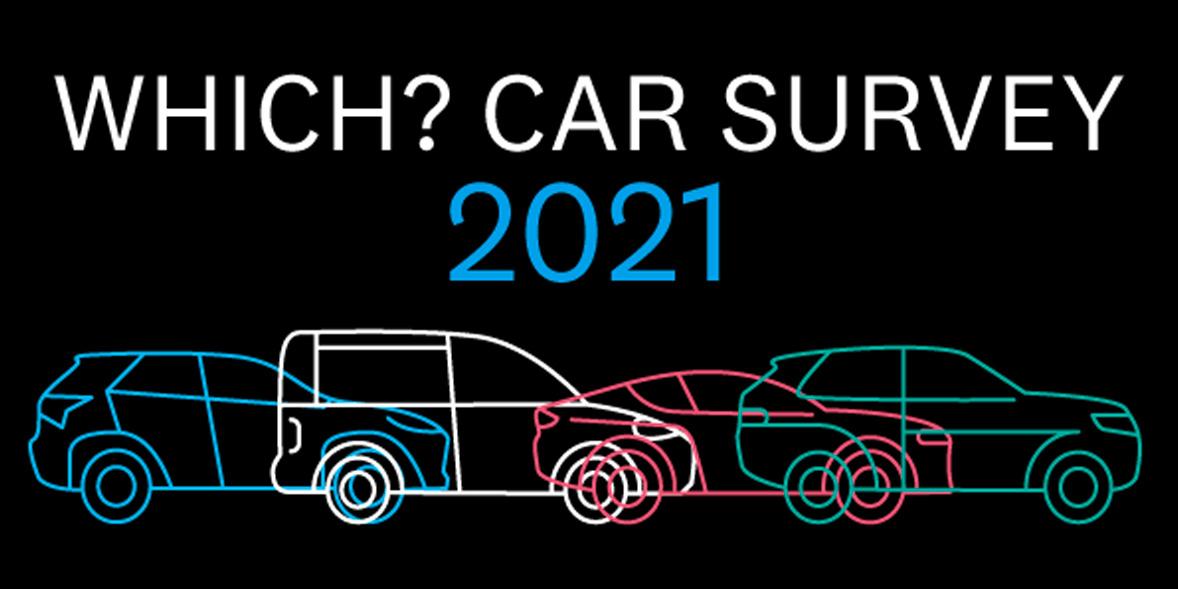 Which car survey 2021 logo