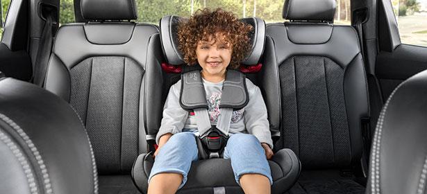 Britax Romer child car seat