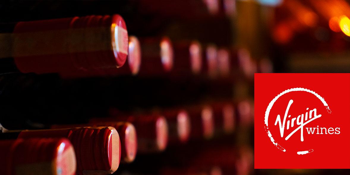 Virgin Wines wine club