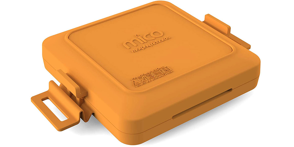 Morphy Richards 511644 MICO Microwave Toastie Maker