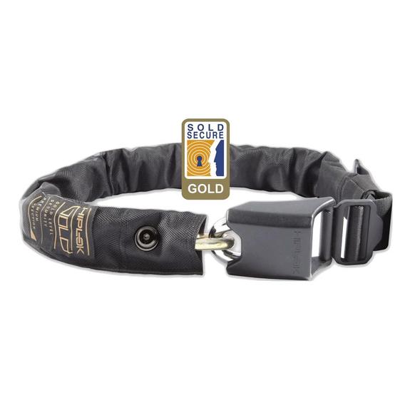 Hiplok Gold High 10 mm Chain Lock