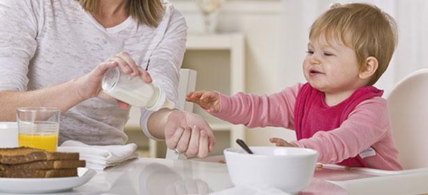 Milk on wrist 438592