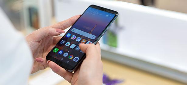 Huawei p20 mobile 475585