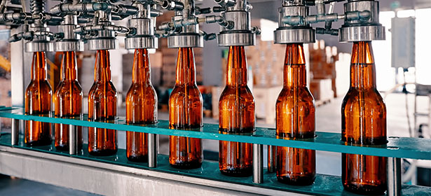 Making alcohol-free beer