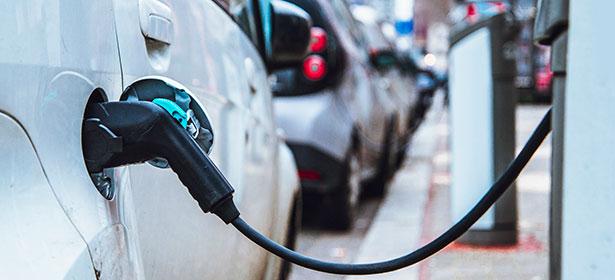 E car charging street4 478182