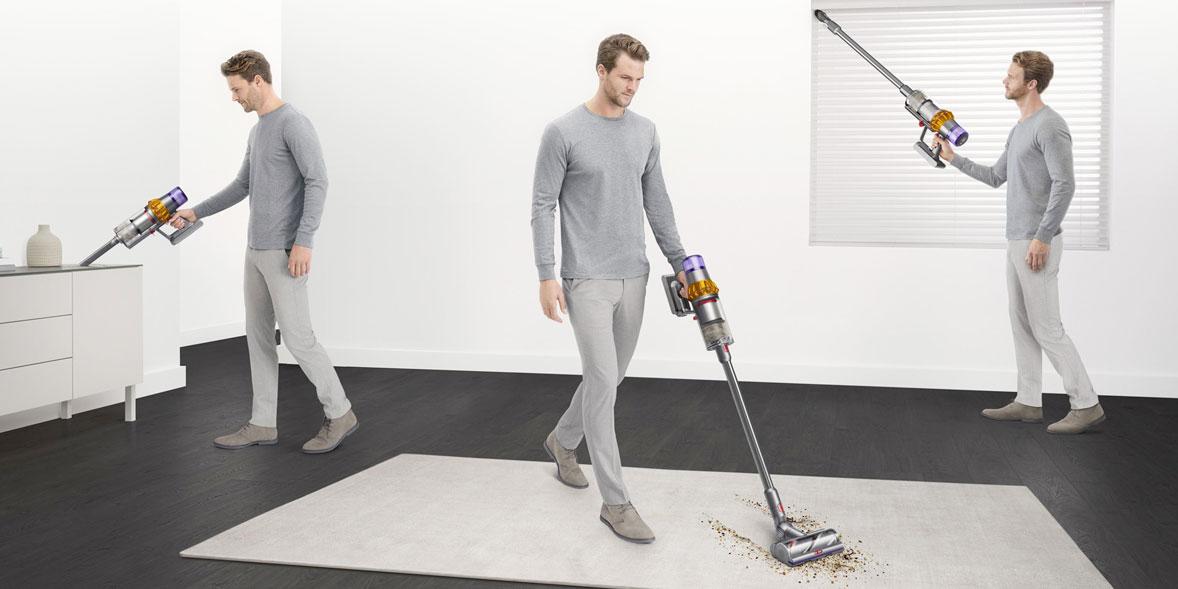 Dyson V15 Detect cordless vacuum cleaner