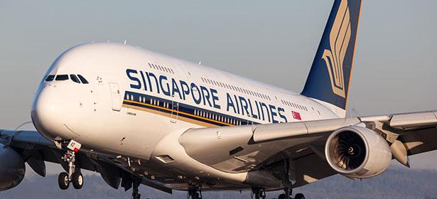 Singapore airlines 458693