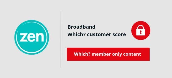 Zen Broadband score