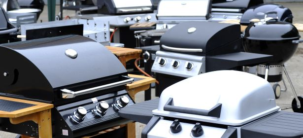 Gas barbecue prices and brands
