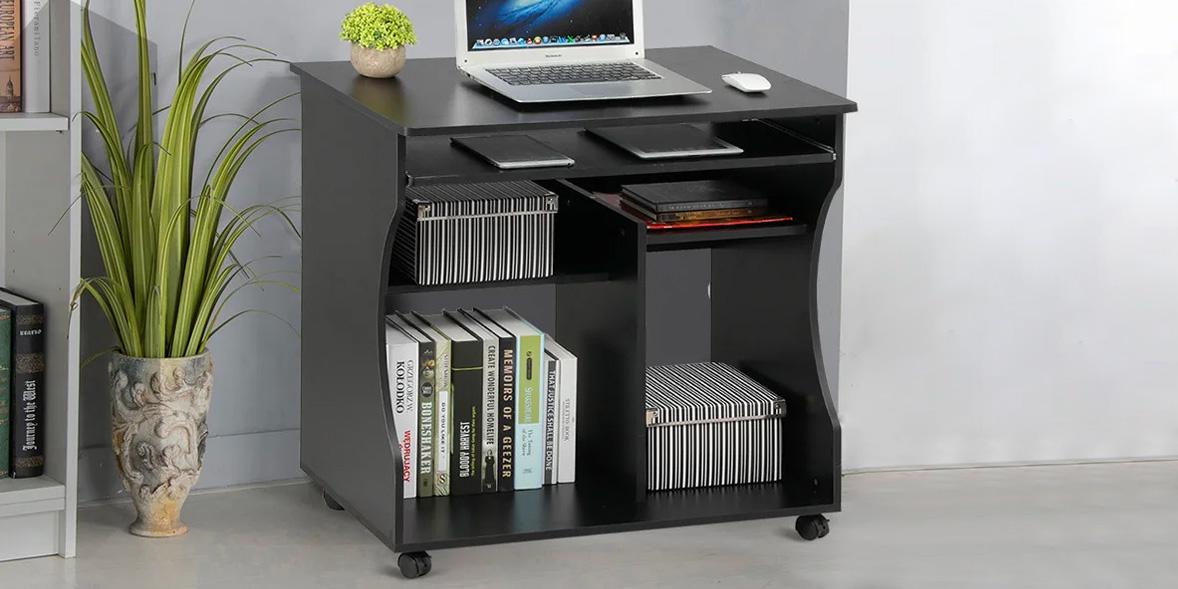 Above: Amiiyah Computer Desk, Wayfair, £113.99