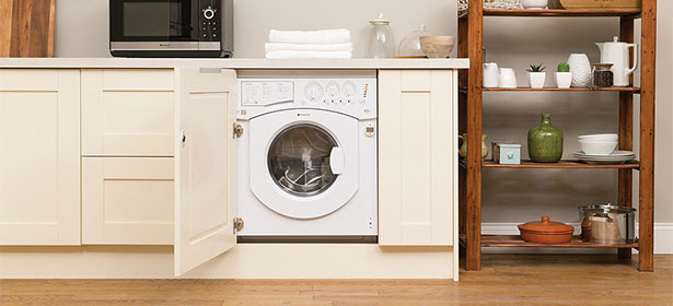 Integrated washing machine 476910