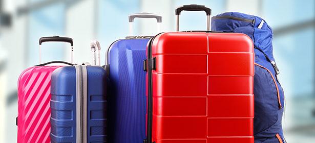 Lightweight suitcases 440362