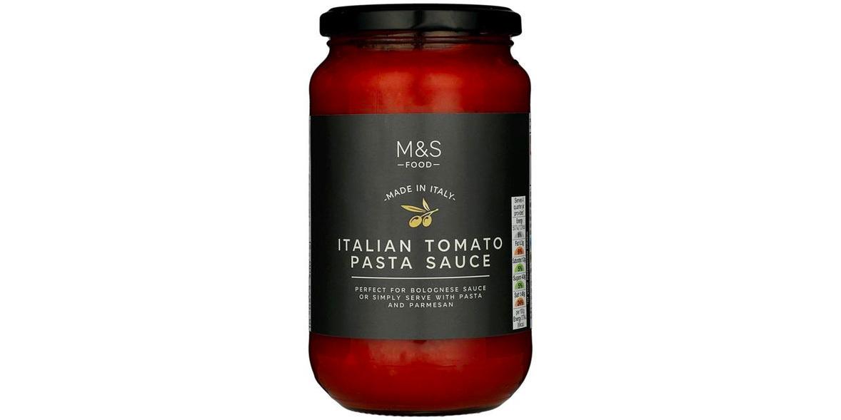 M&S Made in Italy Italian Tomato Pasta Sauce