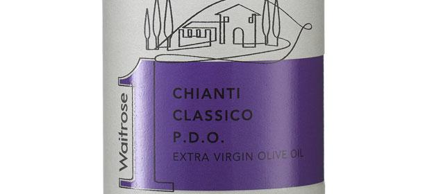 Waitrose 1 PDO Chianti Classico extra virgin olive oil