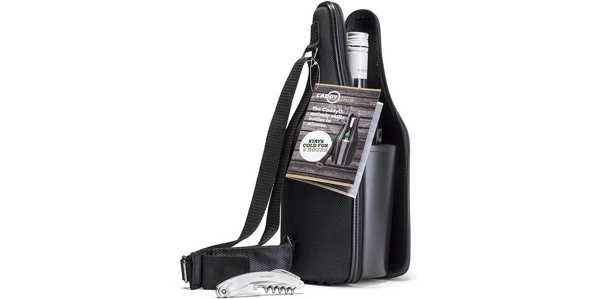 CaddyO wine bottle cooler