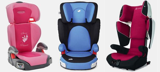 Group 2/3 car seats