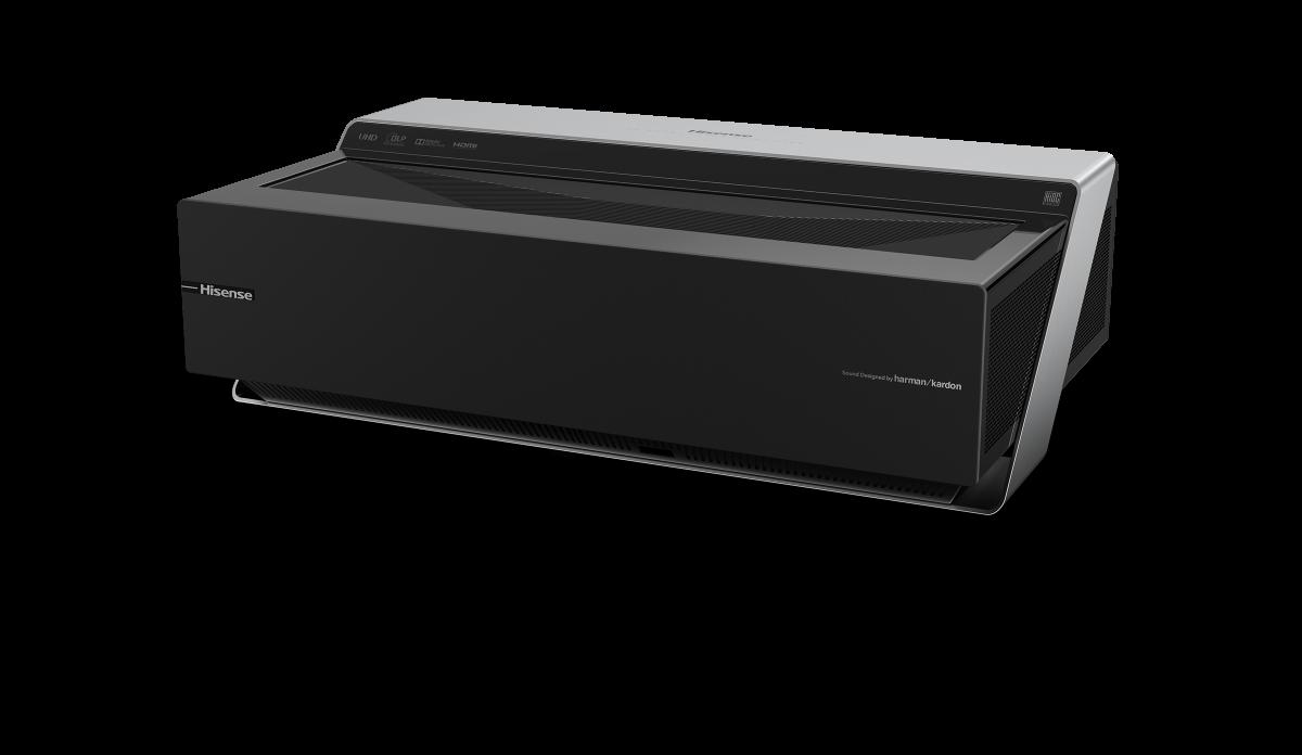 Hisense short throw projector