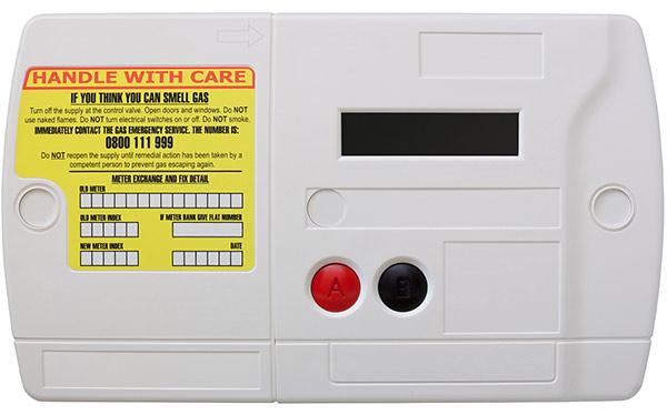 Gas smart meter