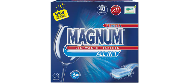 Magnum brand dishwasher salt