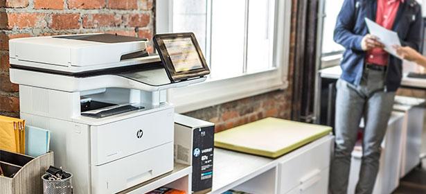 Laser Printer-lifestyle