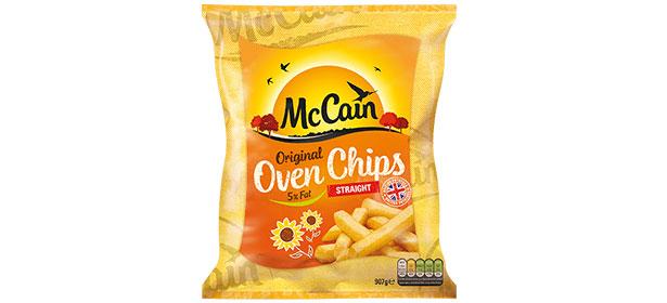 McCain Original Oven Chips Straight Cut 5%