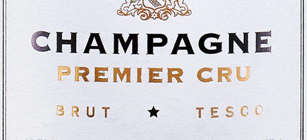 Tesco Finest Premier Cru Champagne