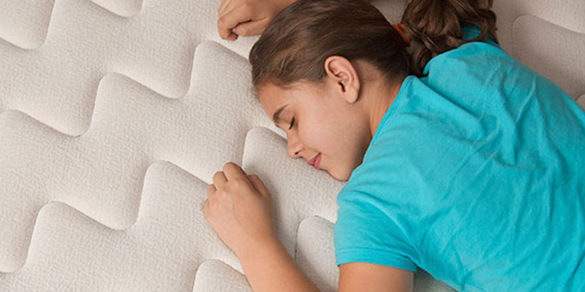 Memory foam mattresses mould to your body shape