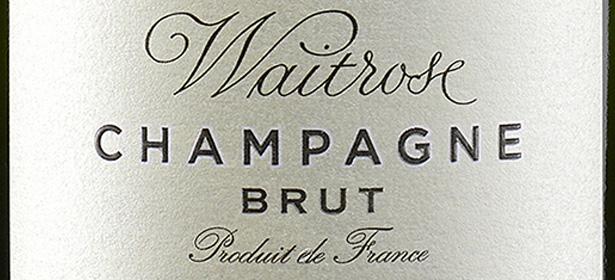 Waitrose & Partners Brut Champagne