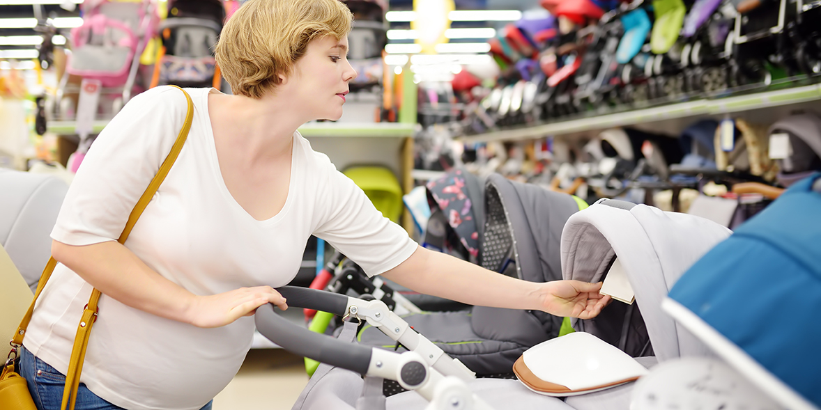 The second trimester can be the perfect time to start thinking about what you need to buy for your baby, including a pushchair or travel system.