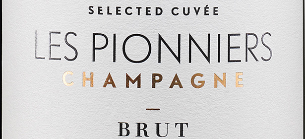 Co-op Les Pionniers Champagne Brut