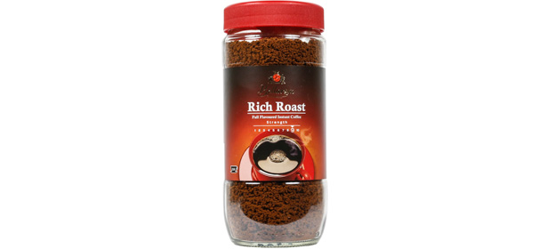 Lidl Bellarom Rich Roast instant coffee