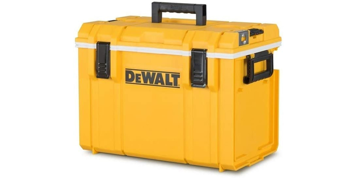 DeWalt Tought System cool box