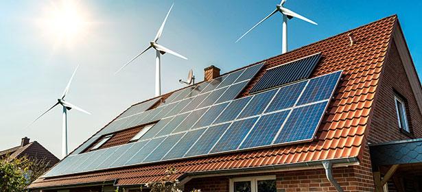 Renewable-energy-home