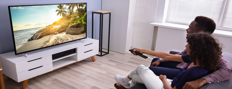 TV and home entertainment